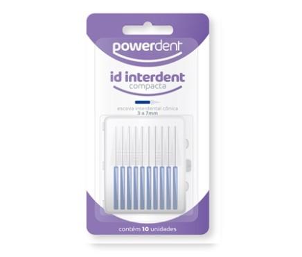 POWER ID INTERD.CONICA 3 A 7MM AZ 1240