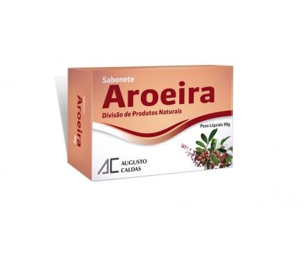augusto caldas sabonete aroeira 90 gr