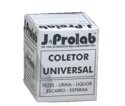 J.PROLAB COLETOR COM CAIXA